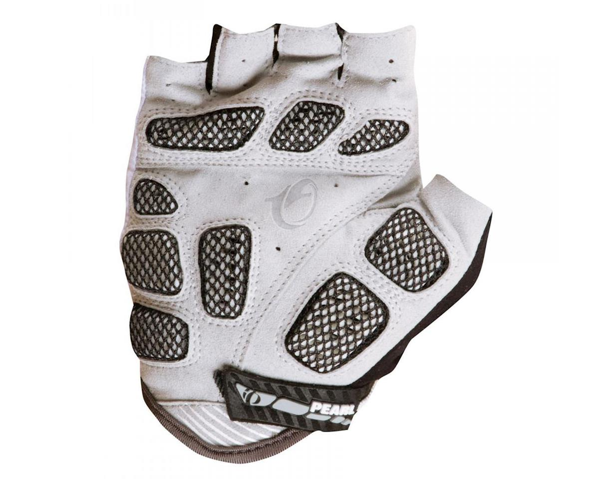 Pearl Izumi Elite Gel-Vent Short Finger Bike Gloves (White)
