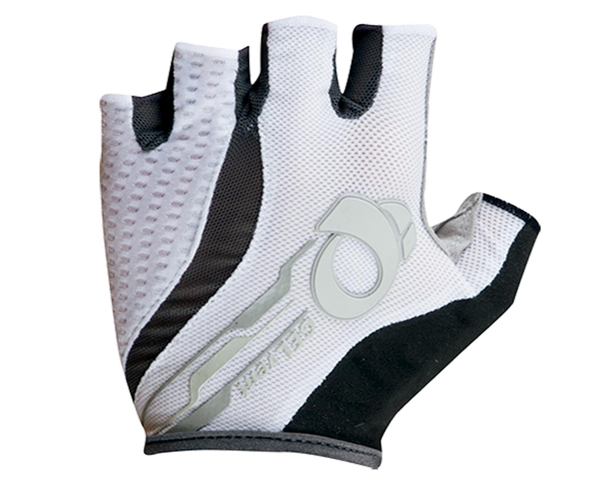 Pearl Izumi Elite Gel-Vent Gloves (White/Black)