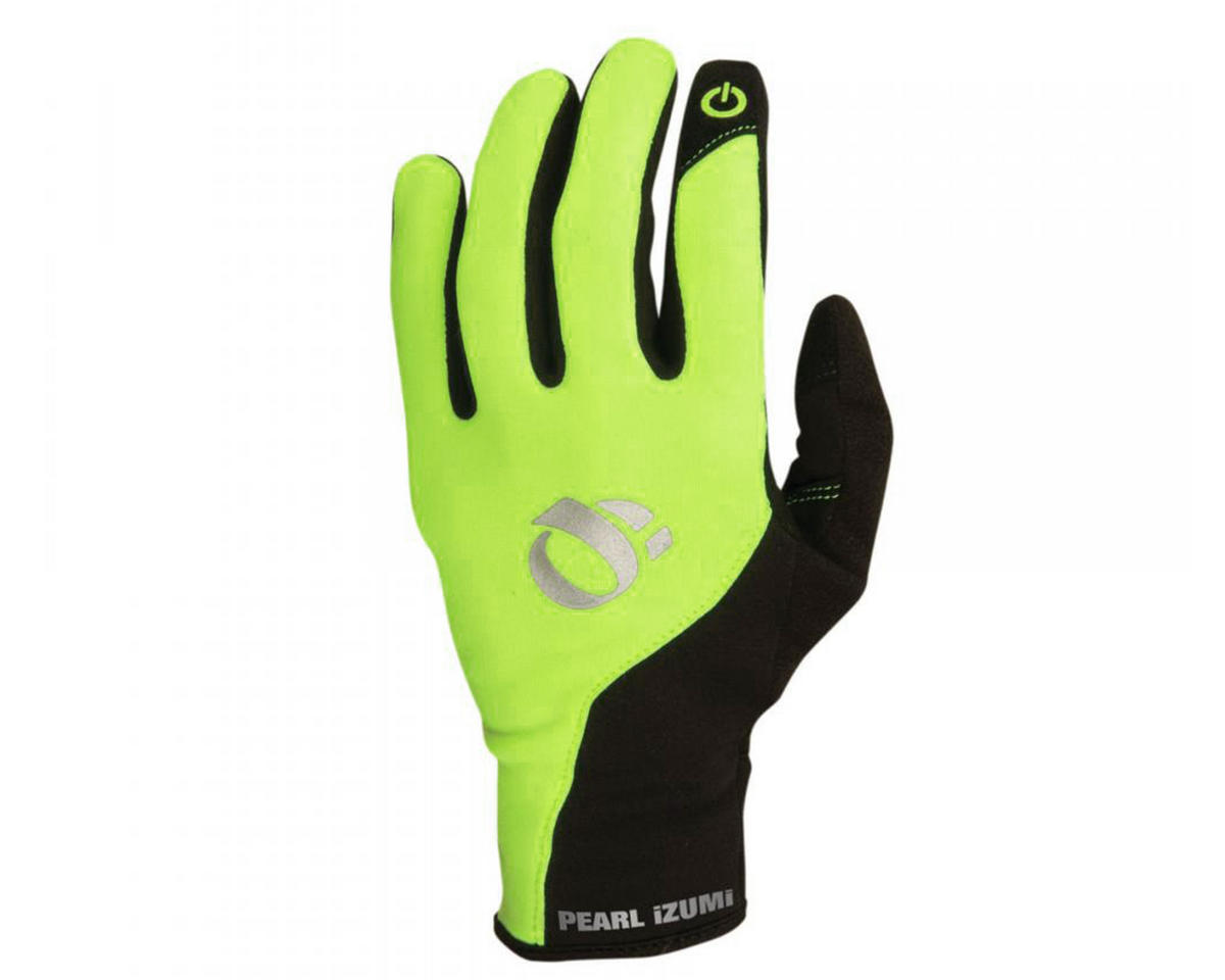 Pearl Izumi Thermal Conductive Bike Gloves (Screaming Yellow)