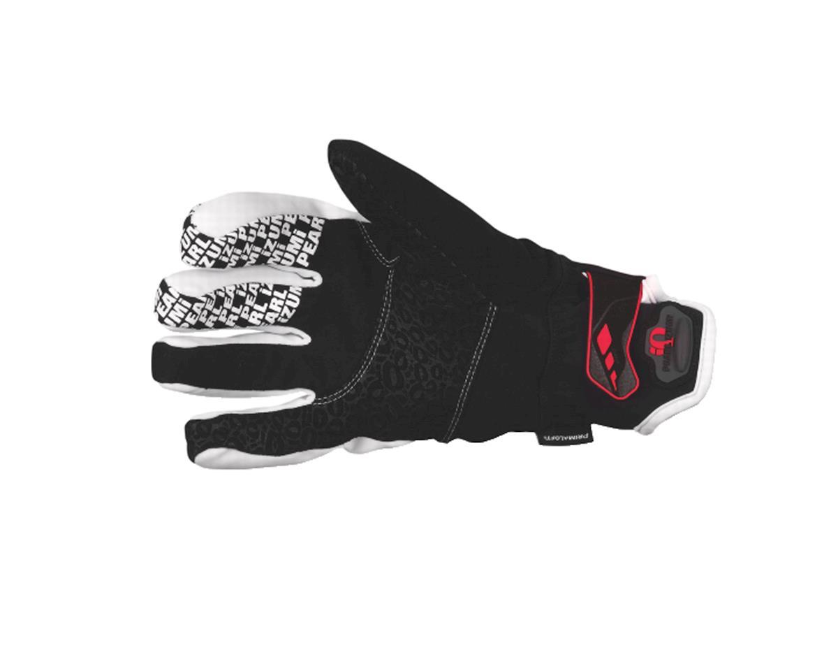 Pearl Izumi P.R.O. Softshell Glove: Black/White~ Sm