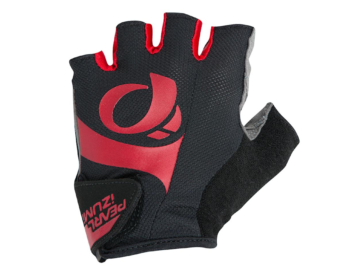 Pearl Izumi Select Glove (Black/True Red) (L)