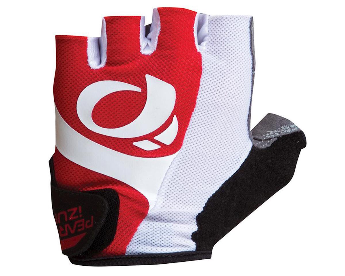 Pearl Izumi Select Short Finger Bike Gloves (True Red) (S)