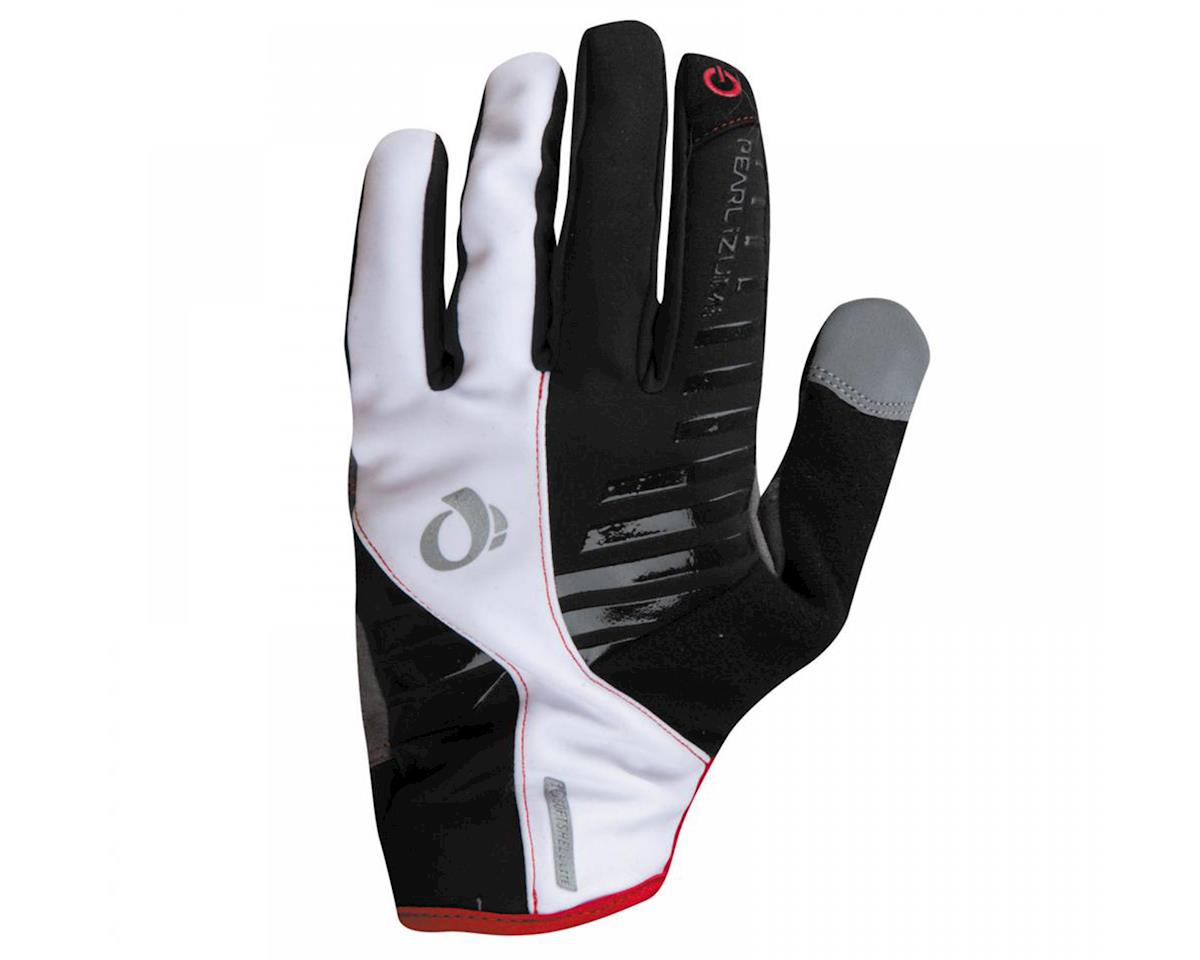 Pearl Izumi Cyclone Gel Bike Gloves (White) (S)