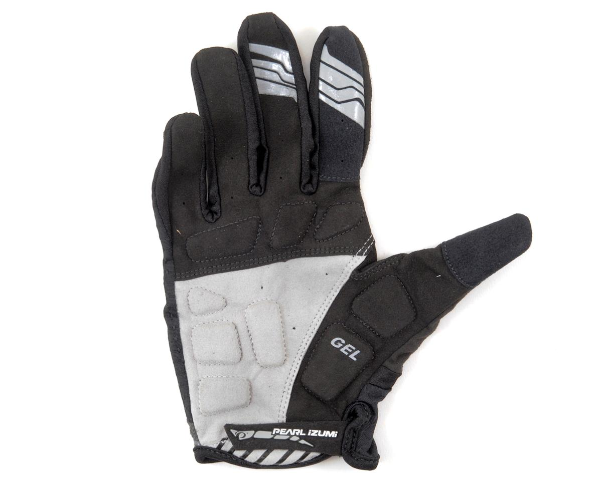Pearl Izumi Elite Gel Full Finger Bike Gloves (Black/Gray)