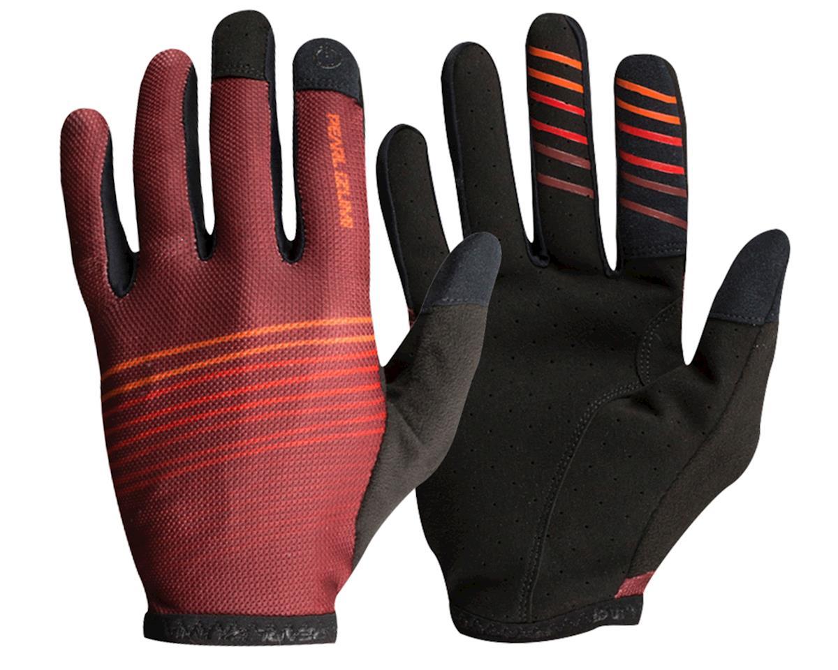 Pearl Izumi Divide Glove (Torch Red/Russet) (M)