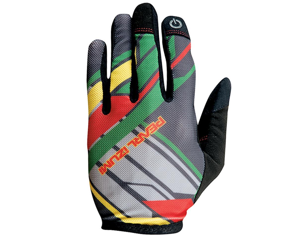 Pearl Izumi Divide Mountain Bike Gloves (Rasta)