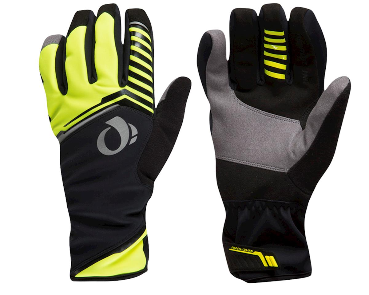 Image 1 for Pearl Izumi PRO AmFIB Glove (Black/Screaming Yellow) (L)