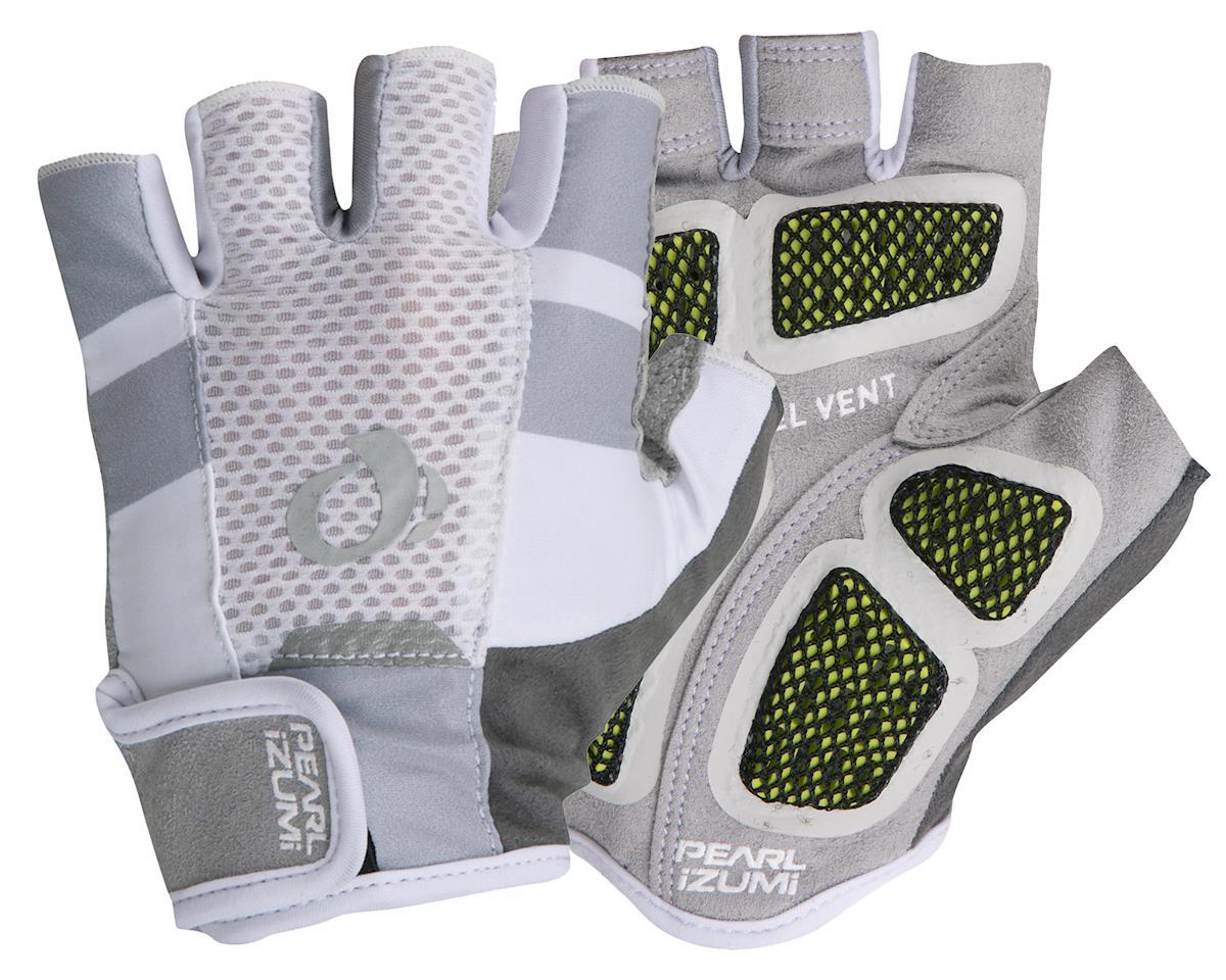 Pearl Izumi P.R.O. Gel Vent Gloves (White) (M)