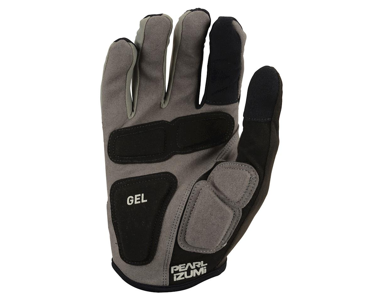 Image 2 for Pearl Izumi Elite Gel Full Finger Gloves (Black) (XL)