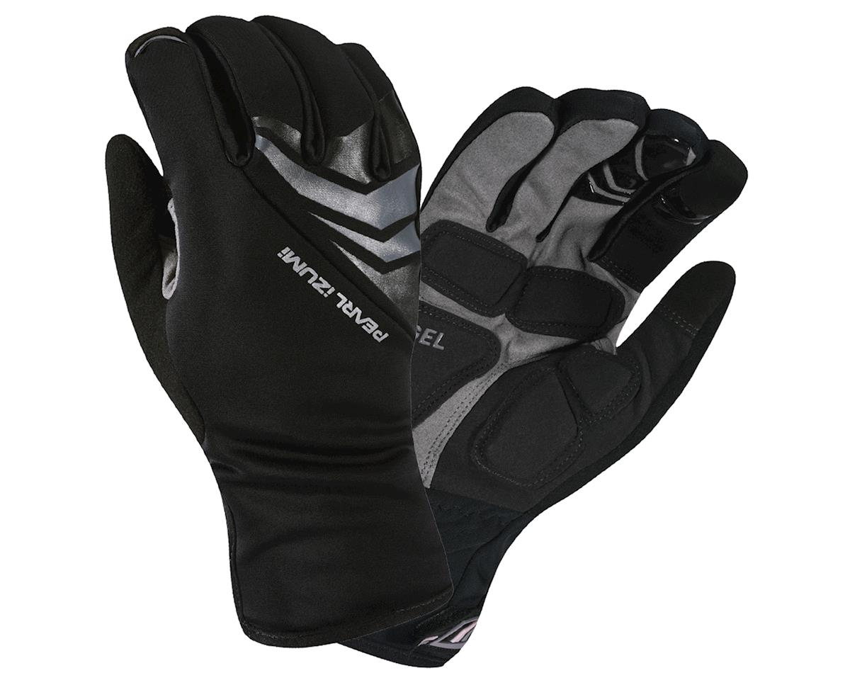 Pearl Izumi Elite Softshell Gel Gloves (Black) (L)
