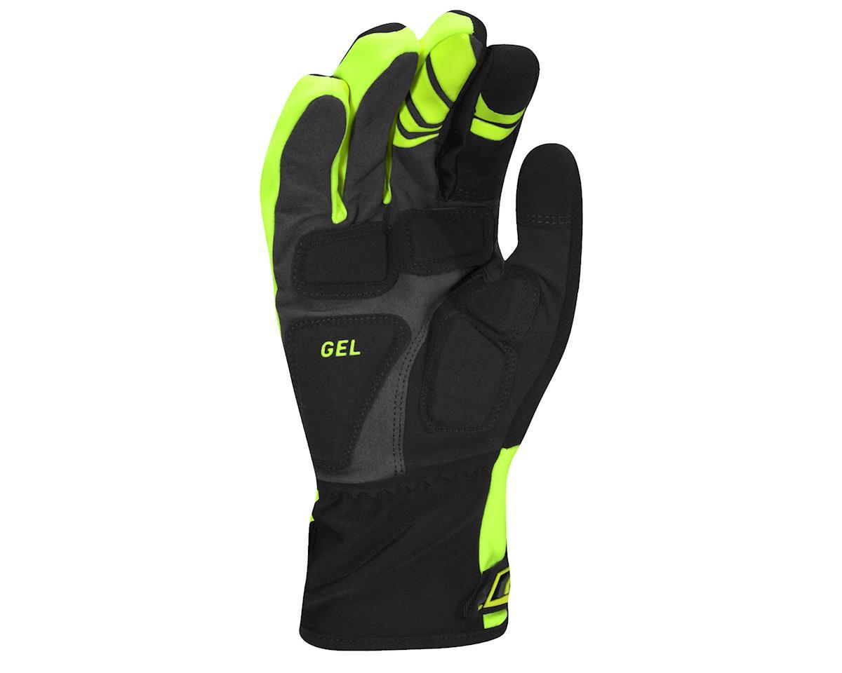 Pearl Izumi Elite Softshell Gel Gloves (Screaming Yellow) (XL)