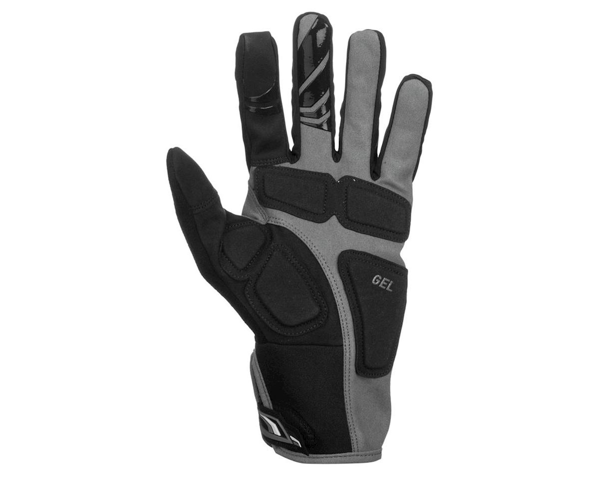 Pearl Izumi Cyclone Gel Full Finger Cycling Gloves (Black) (L)