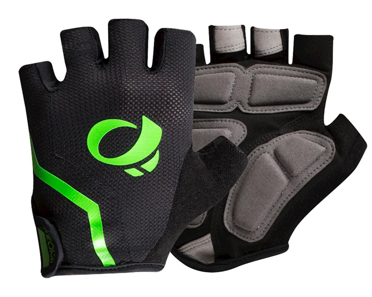 Pearl Izumi Select Cycling Gloves (Black/Green) (S)