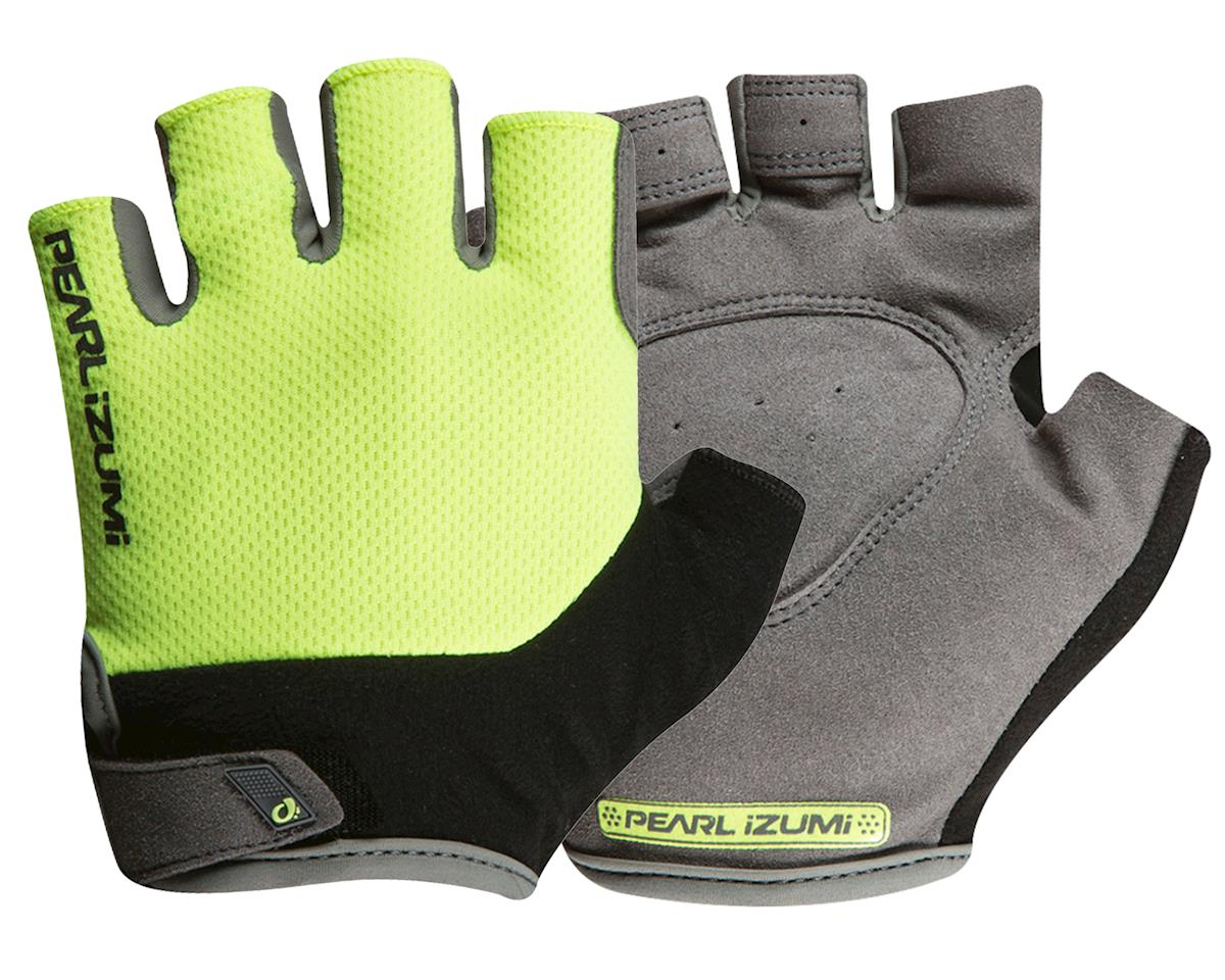 Pearl Izumi Attack Cycling Gloves (Screaming Yellow) (2XL)