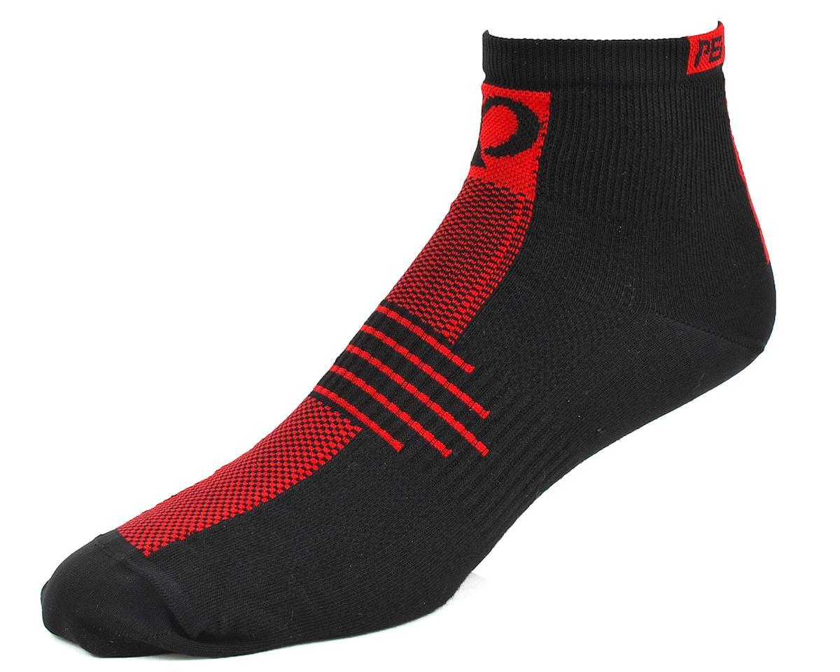 Pearl Izumi Elite Low Cycling Socks (True Red)