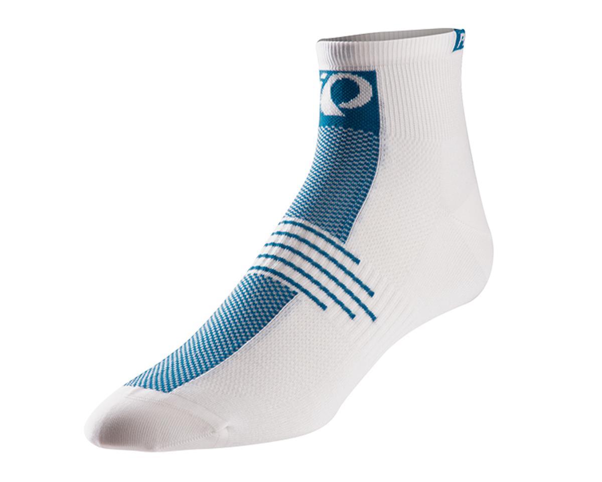 Pearl Izumi Elite Low Cycling Socks (True Blue)