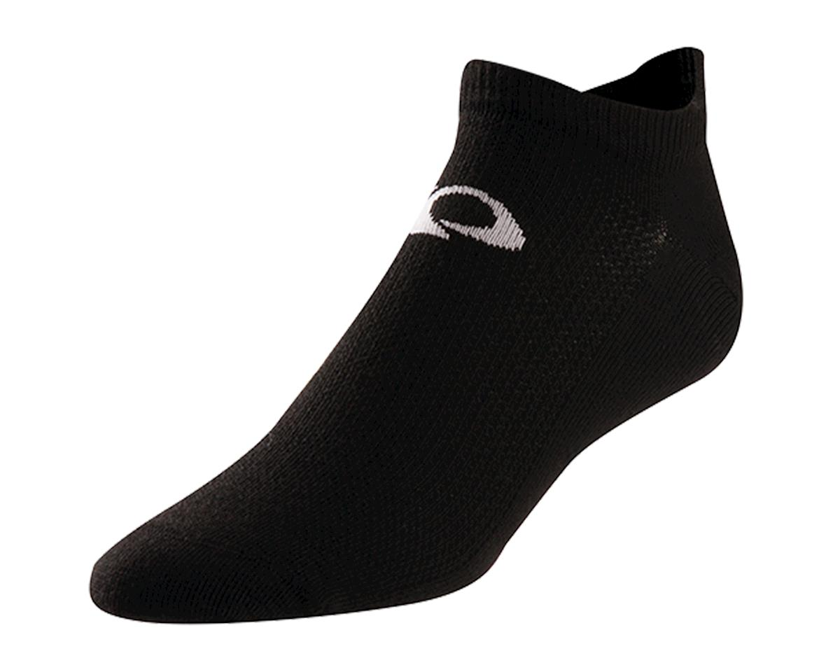 Pearl Izumi Attack No Show Cycling Socks (Black)