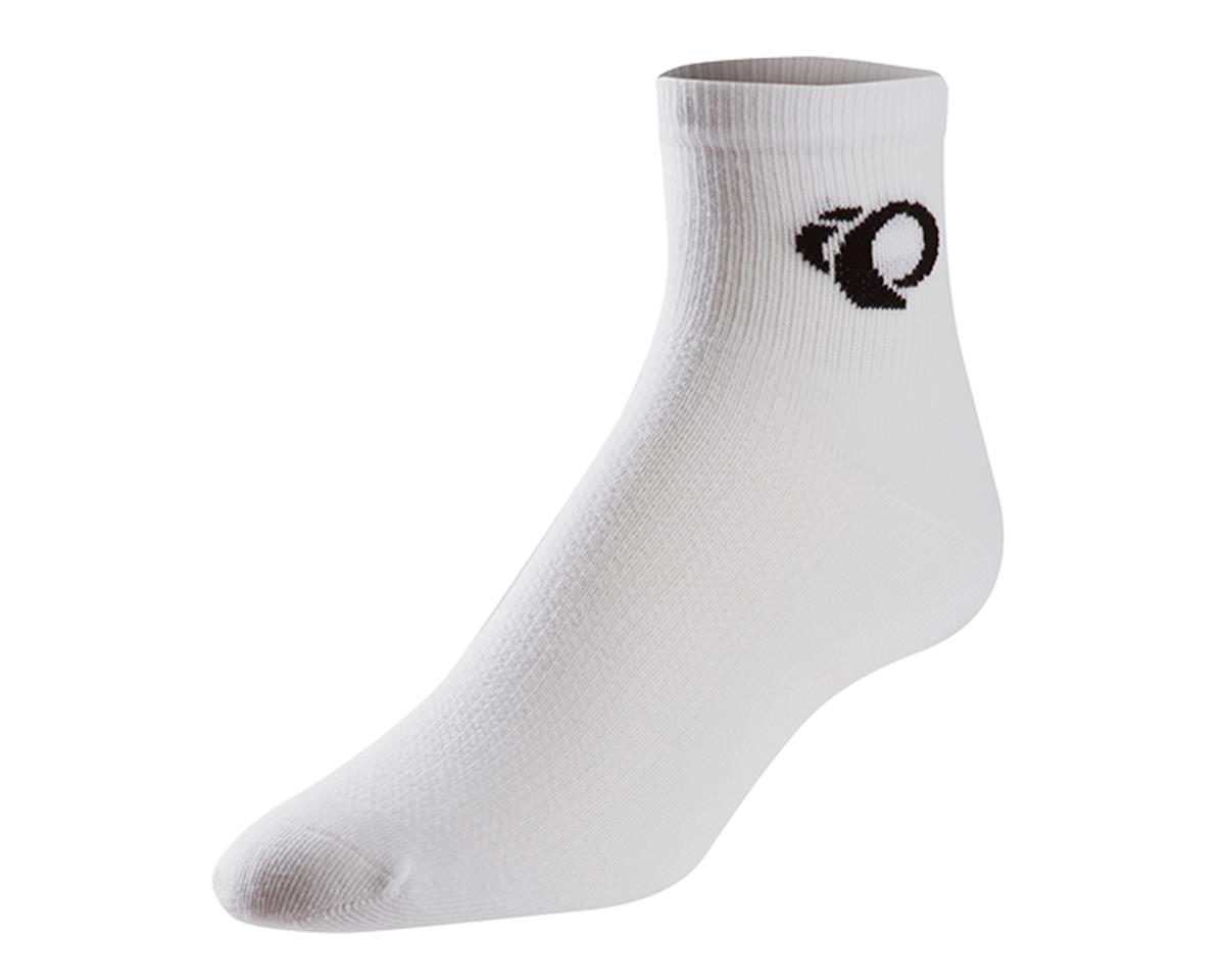 Pearl Izumi Attack Cycling Socks (White)