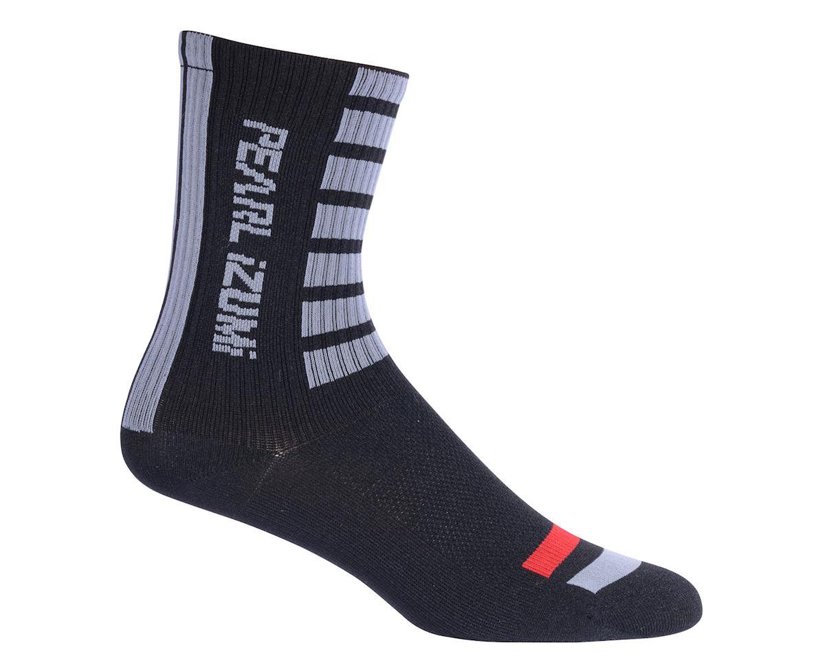 Pearl Izumi P.R.O. Tall Socks (Black) (Large)