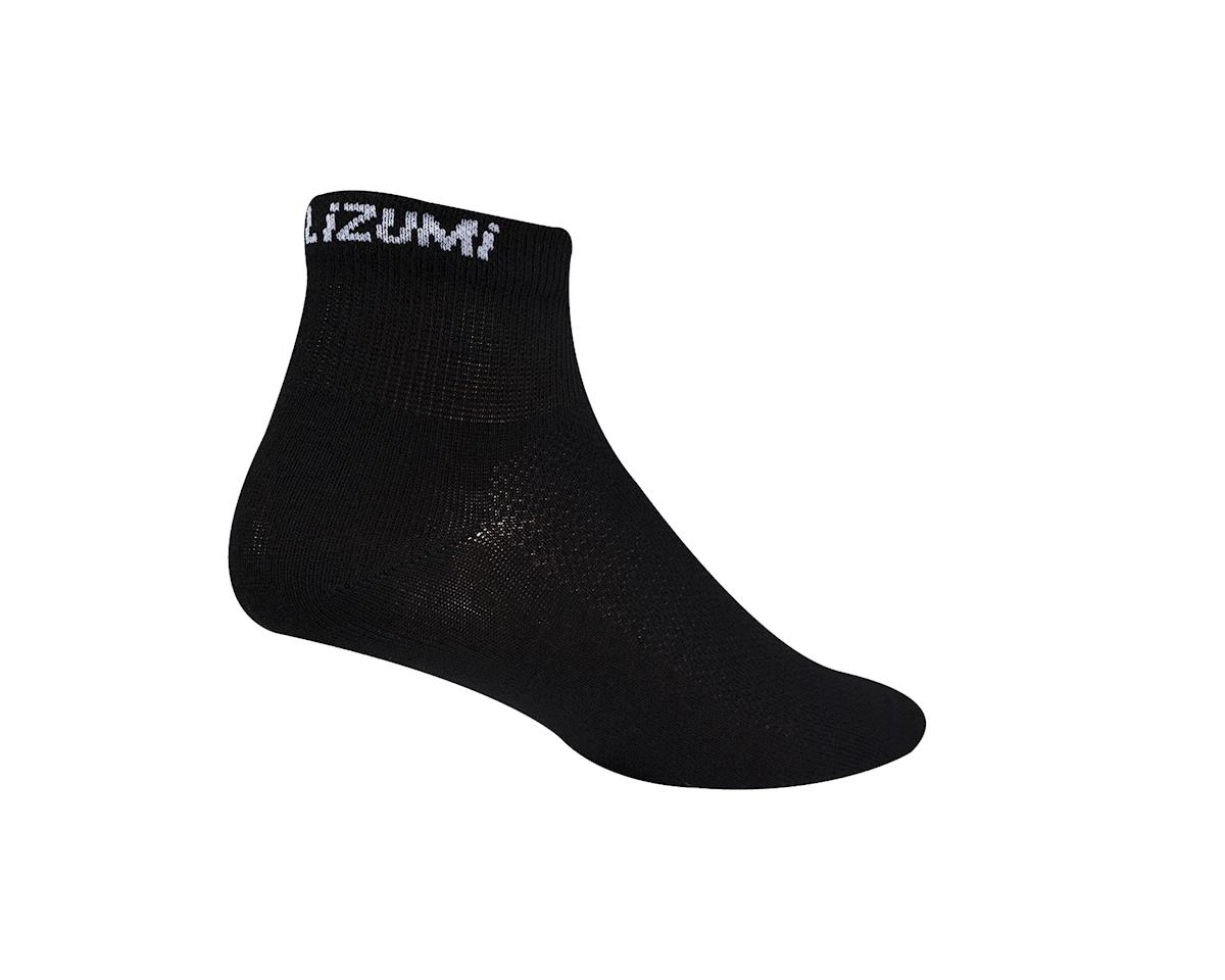Pearl Izumi Attack Low Sock (Black) (Medium 6-8)
