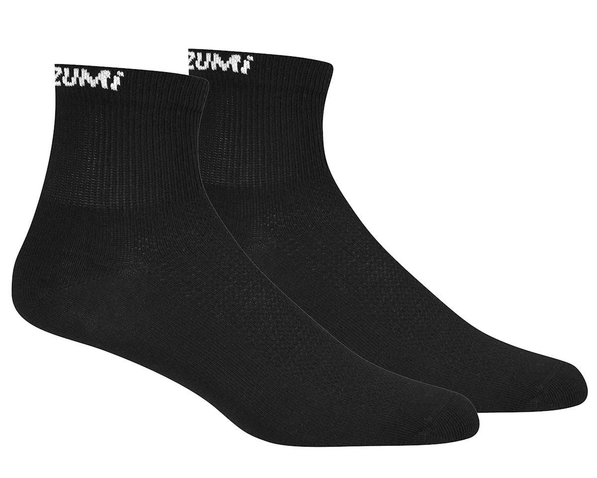 Image 1 for Pearl Izumi Attack Sock (Black) (M)