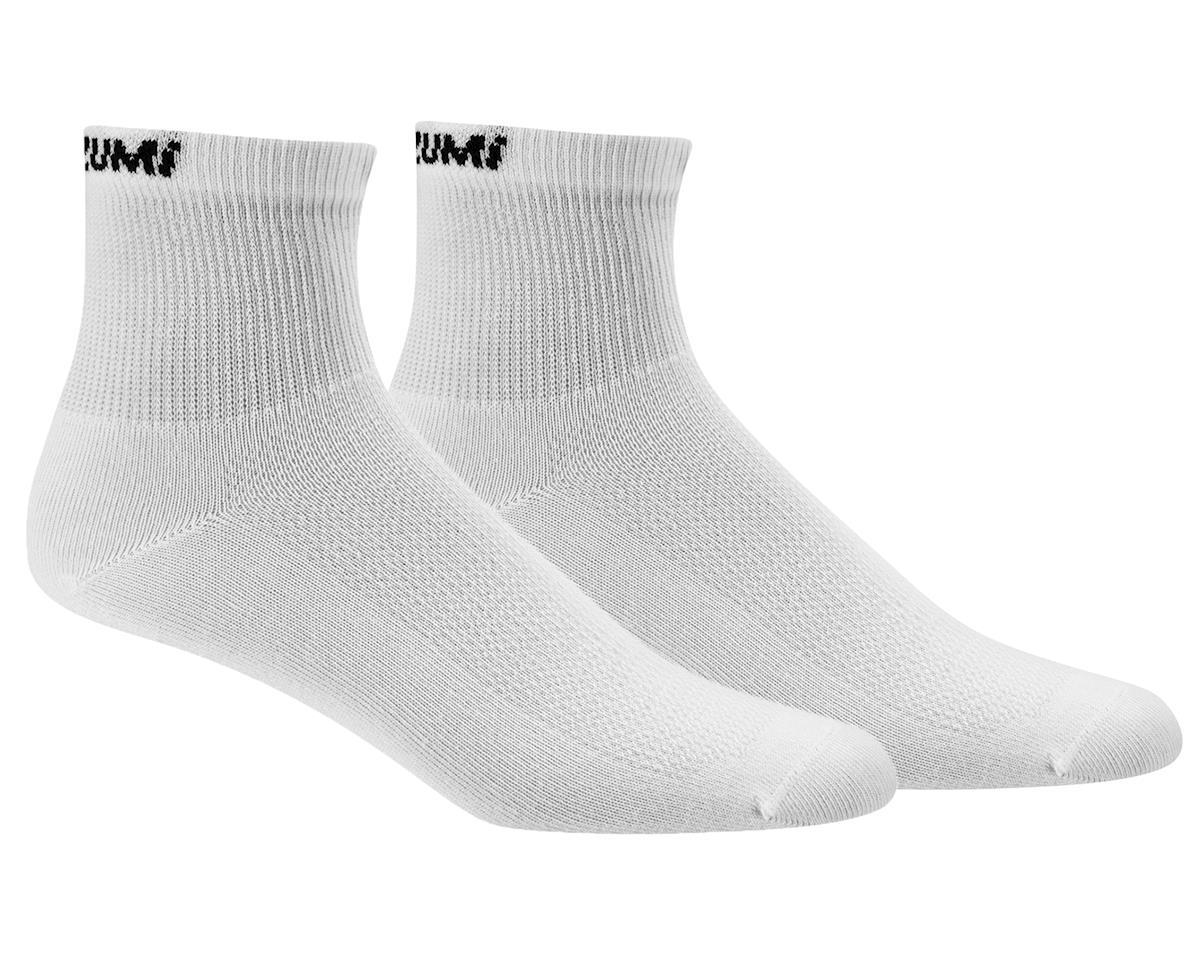 Pearl Izumi Attack Sock (White) (M)
