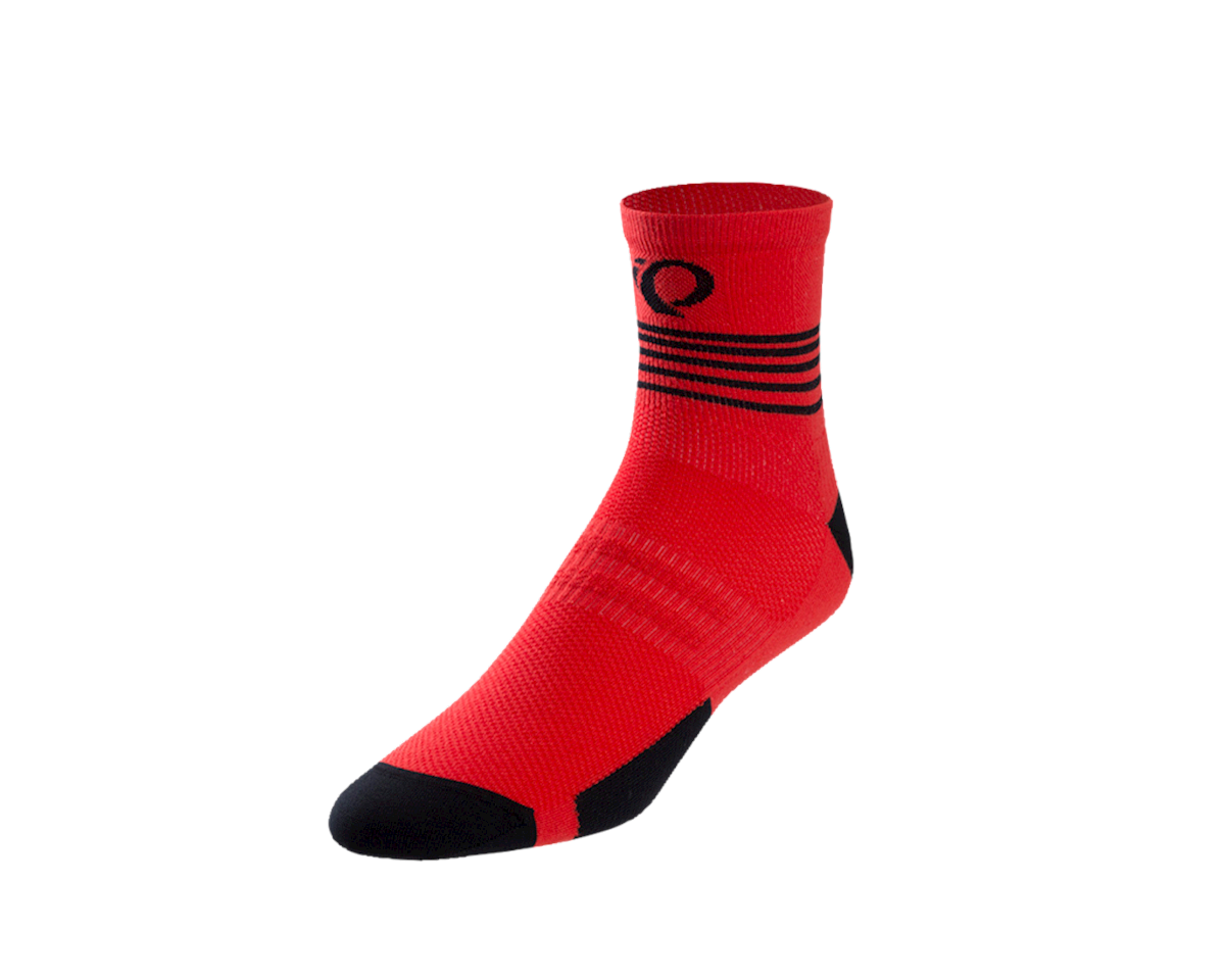 Pearl Izumi Elite Multisport Socks (Rouge Red)