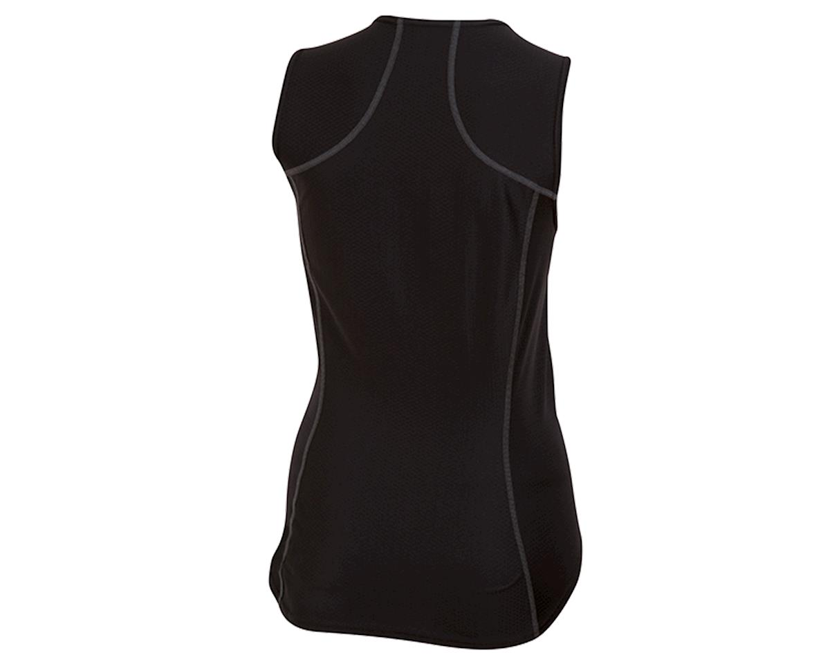 Pearl Izumi Transfer Women's Sleeveless Cycling Base Layer (Black) (M)