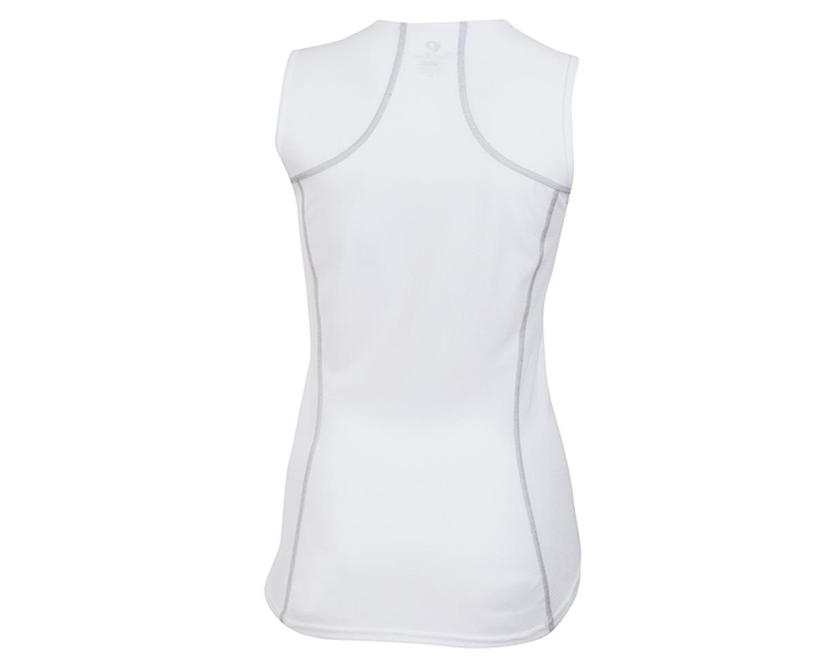 Pearl Izumi Transfer Women's Sleeveless Cycling Base Layer (White)