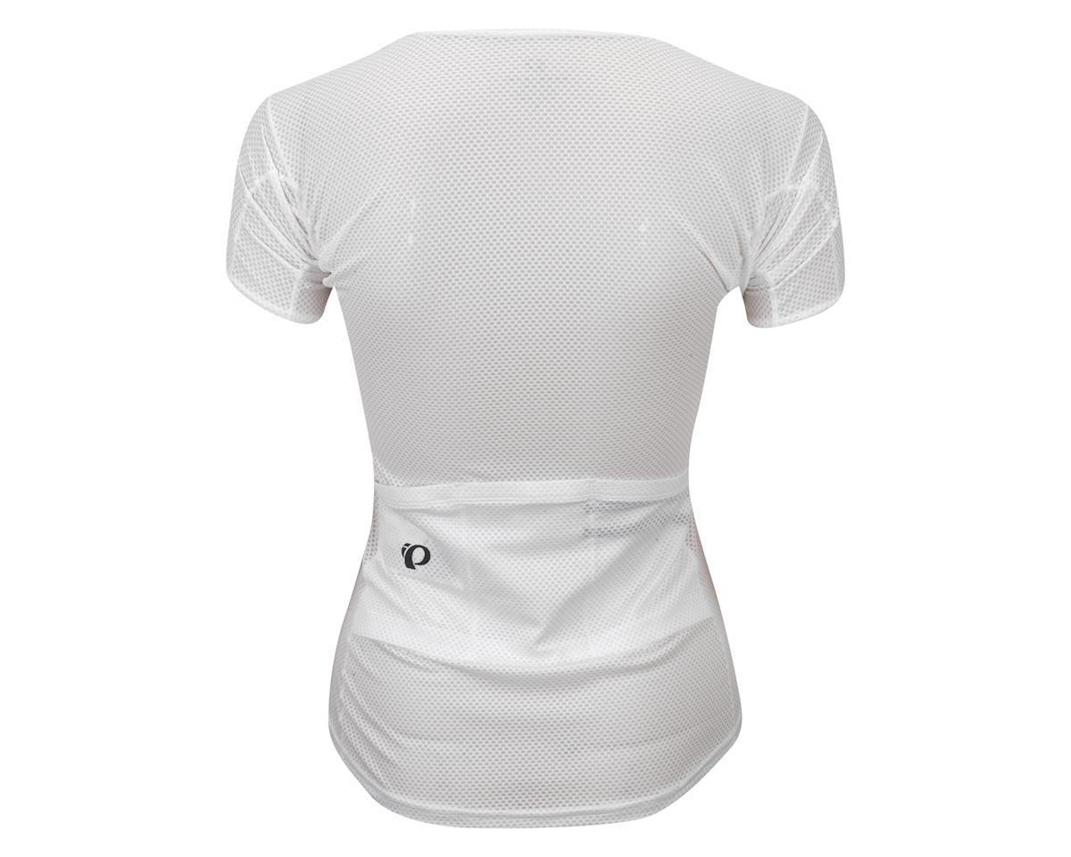 Pearl Izumi Women's Cargo Short Sleeve Baselayer (White) (L)