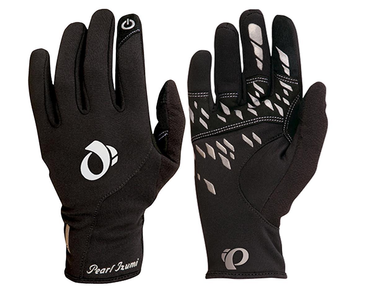 Pearl Izumi Thermal Conductive Women's Bike Gloves (Black) (M)