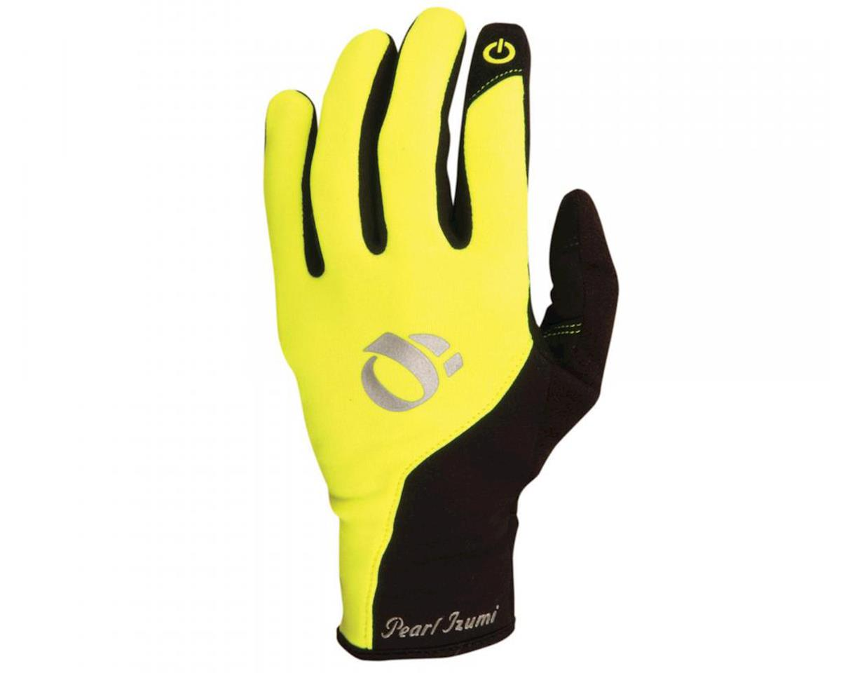Pearl Izumi Thermal Conductive Women's Bike Gloves (Screaming Yellow)