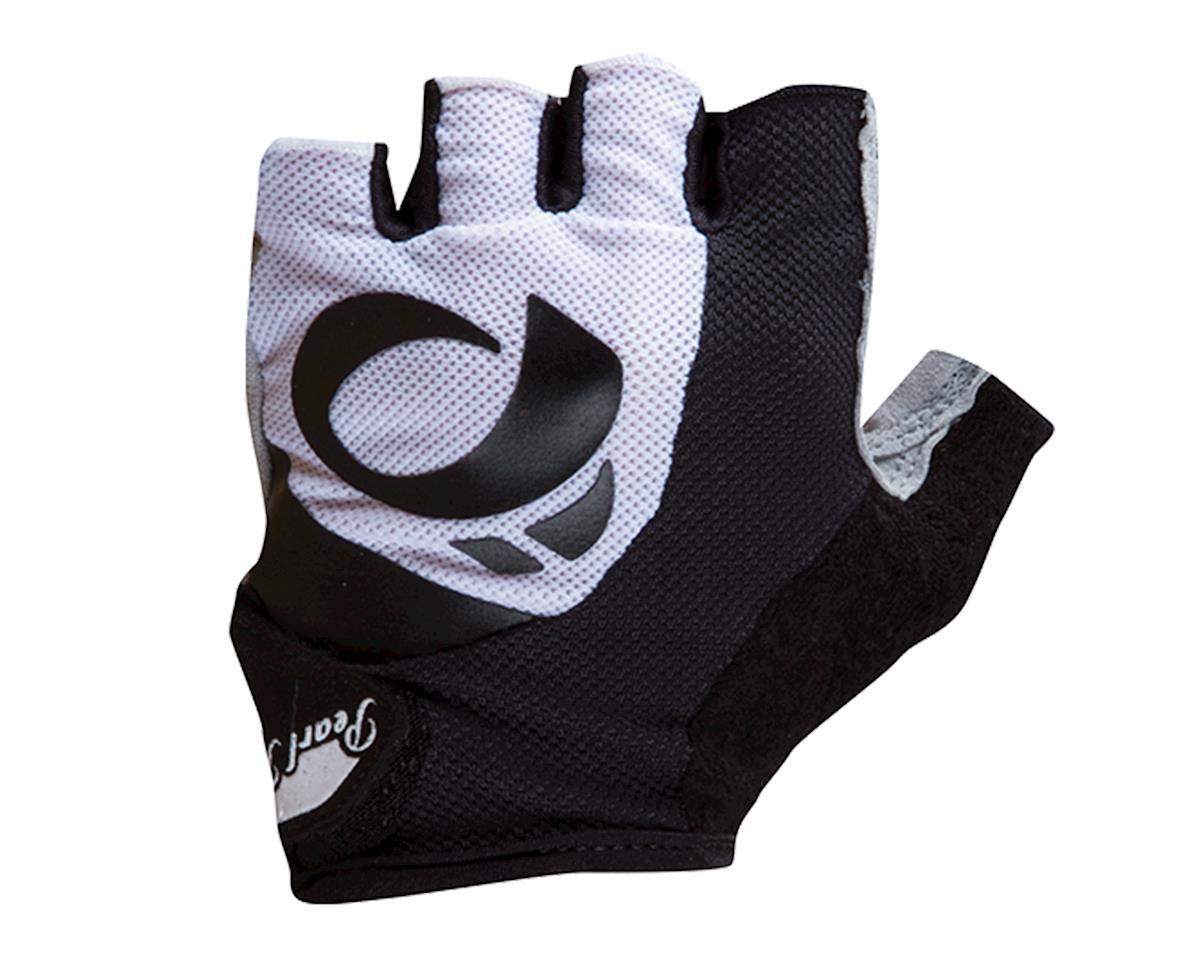 Pearl Izumi Select Women's Short Finger Bike Gloves (White) (S)