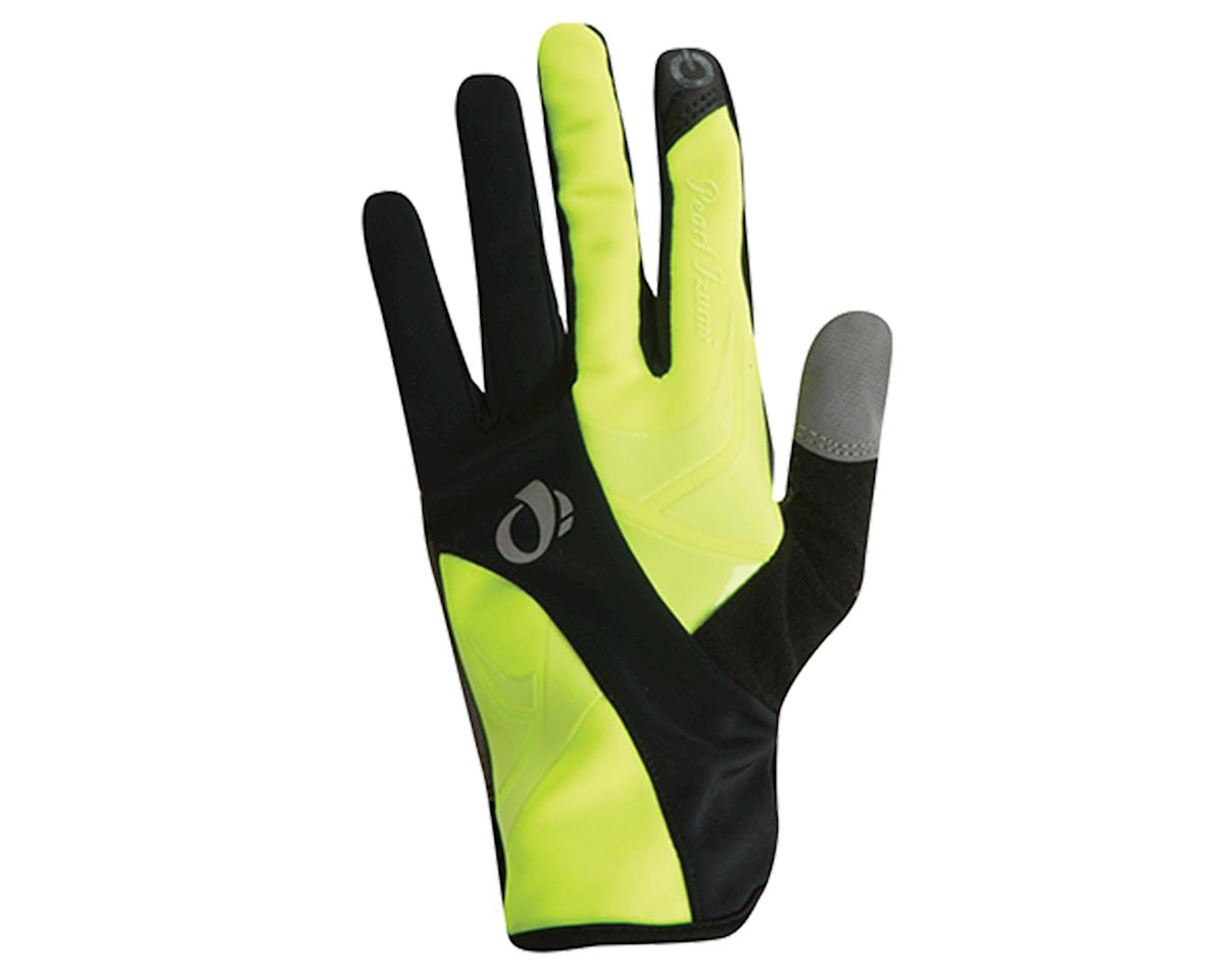Pearl Izumi Cyclone Gel Women's Bike Gloves (Screaming Yellow) (L)