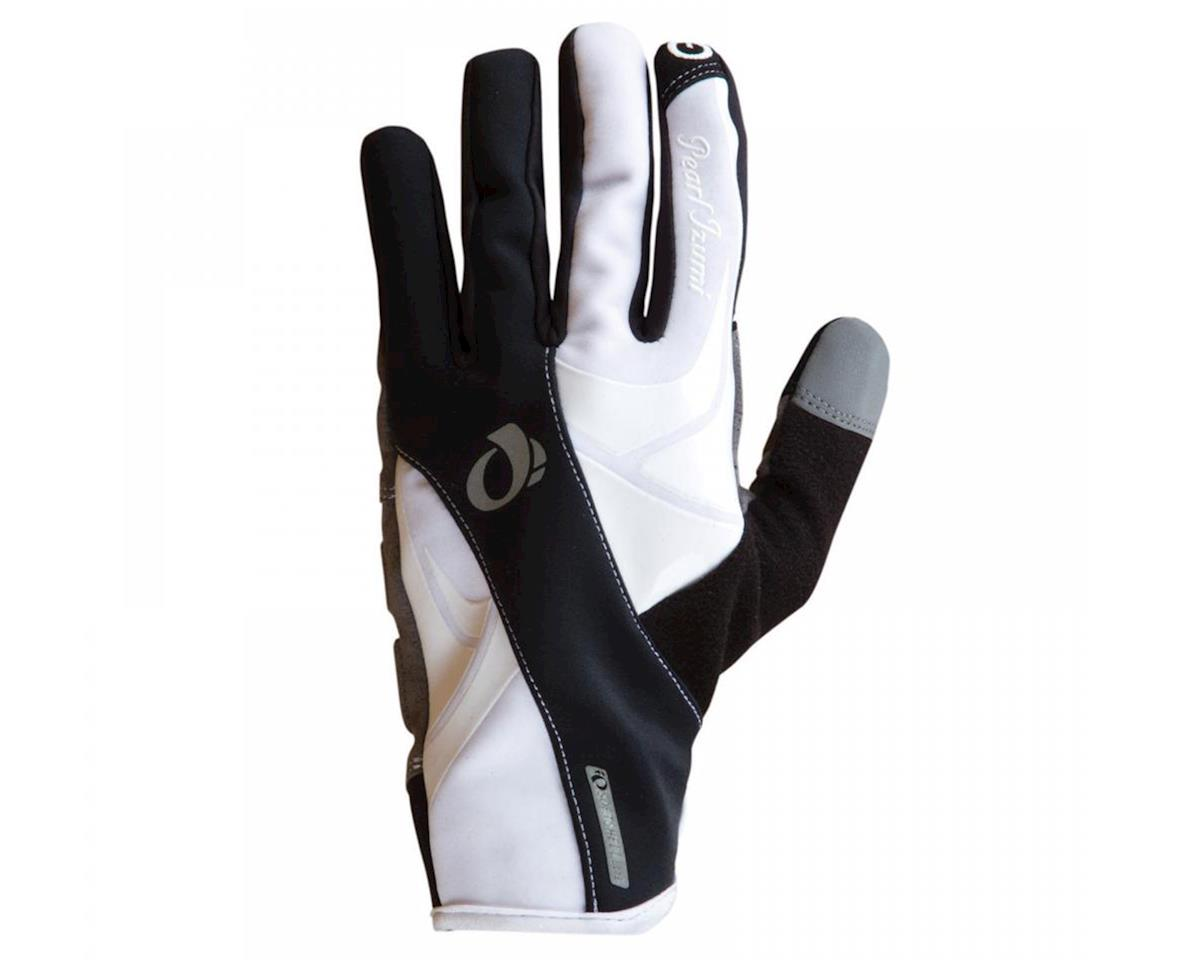 Pearl Izumi Cyclone Gel Women's Bike Gloves (White) (L)