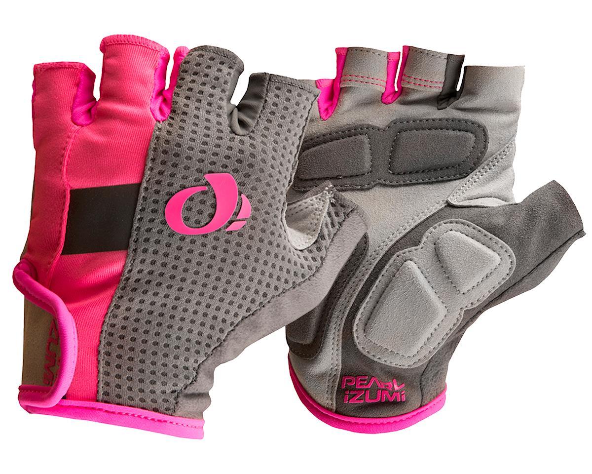 Pearl Izumi Women's Elite Gel Cycling Gloves (Pink) (L)