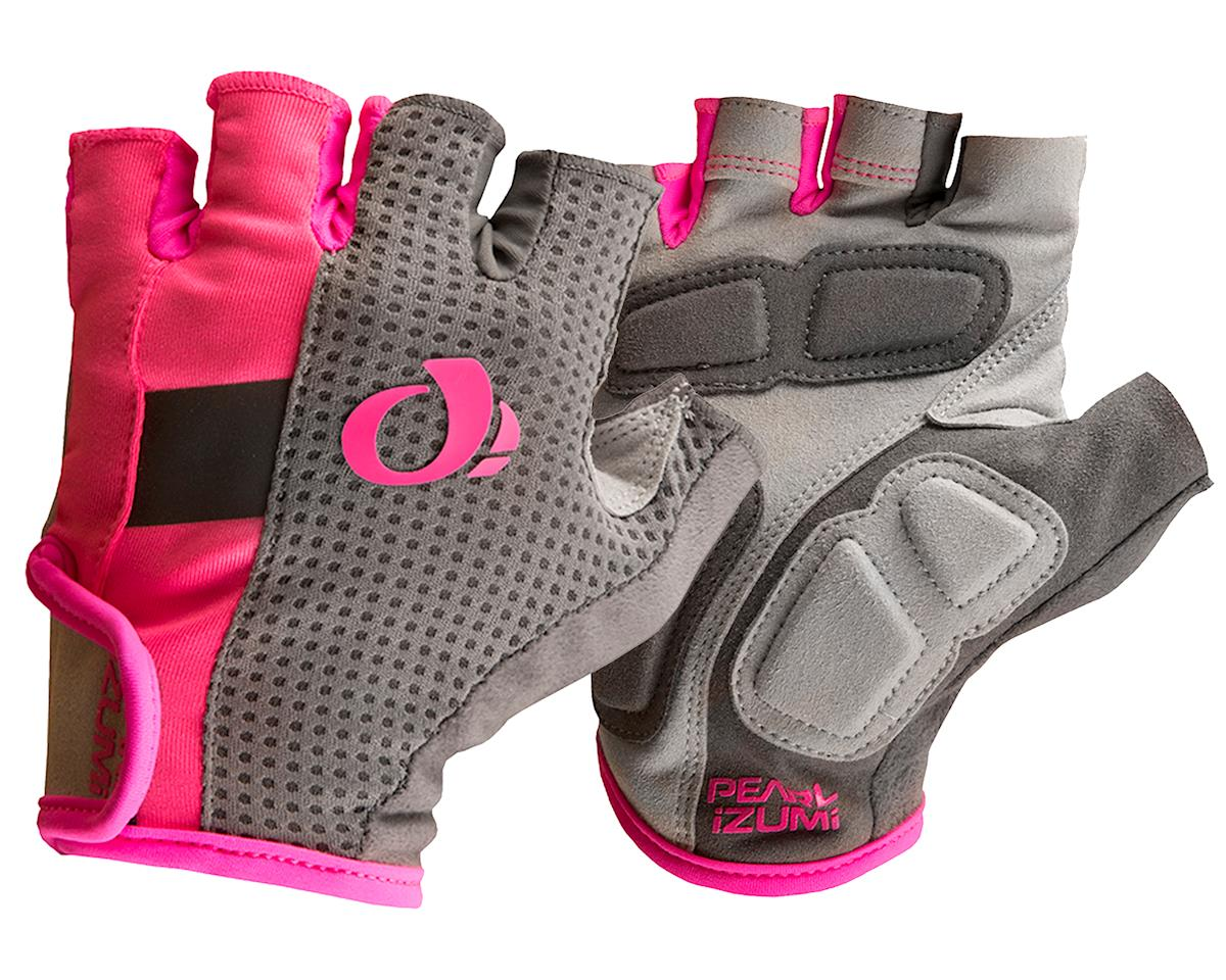 Image 1 for Pearl Izumi Women's Elite Gel Cycling Gloves (Pink) (XL)