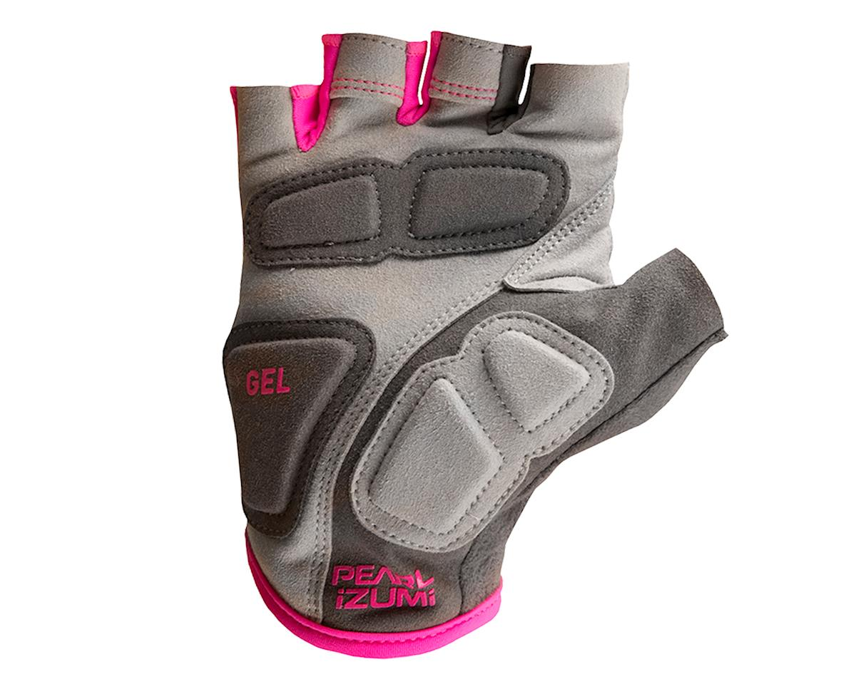 Image 2 for Pearl Izumi Women's Elite Gel Cycling Gloves (Pink) (XL)