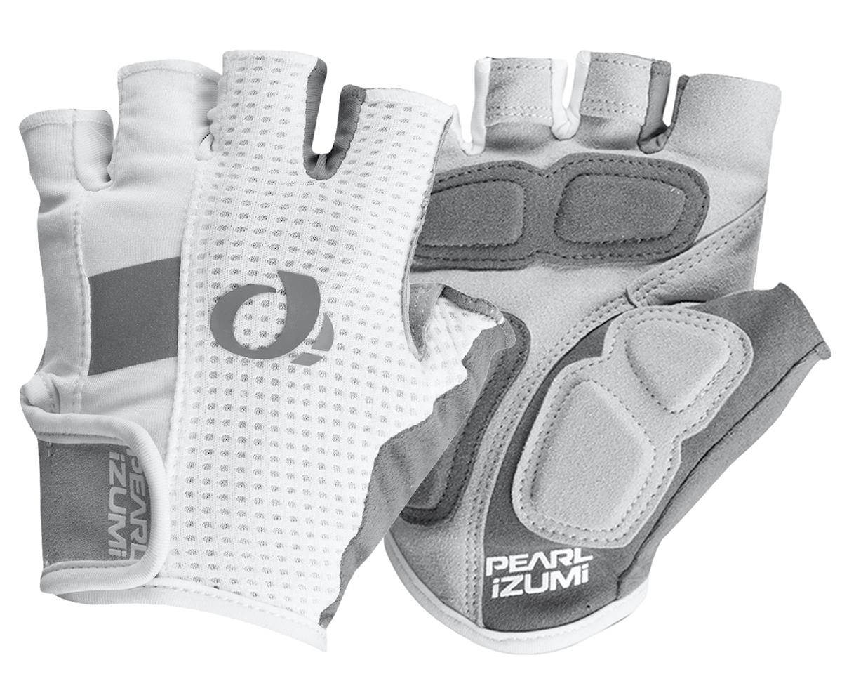 Pearl Izumi Women's Elite Gel Cycling Gloves (White) (L)