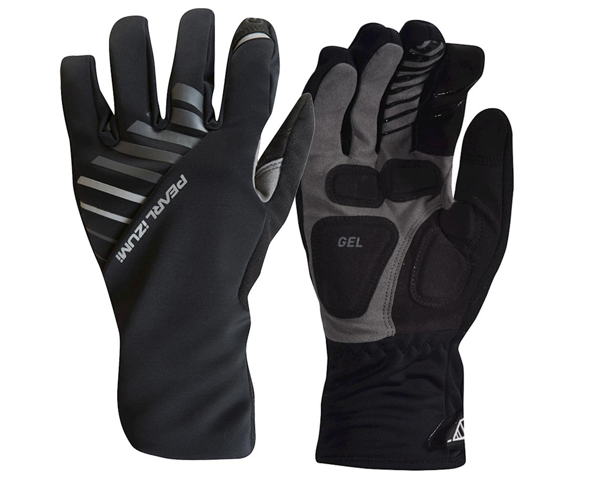 Pearl Izumi Women's Elite Softshell Gel Gloves (Black) (L)