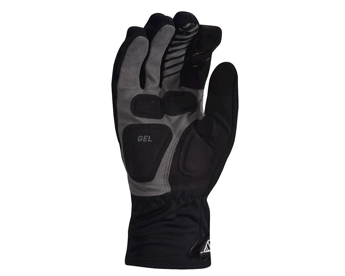 Image 2 for Pearl Izumi Women's Elite Softshell Gel Gloves (Black) (L)