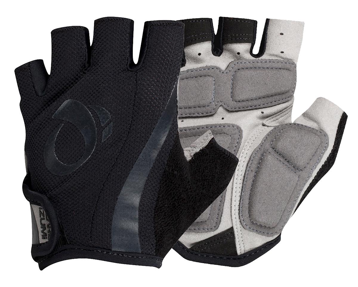 Pearl Izumi Women's Select Short Finger Cycling Glove (Black)