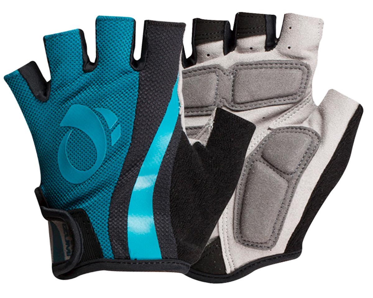 Pearl Izumi Women's Select Short Finger Cycling Glove (Teal/Breeze) (M)