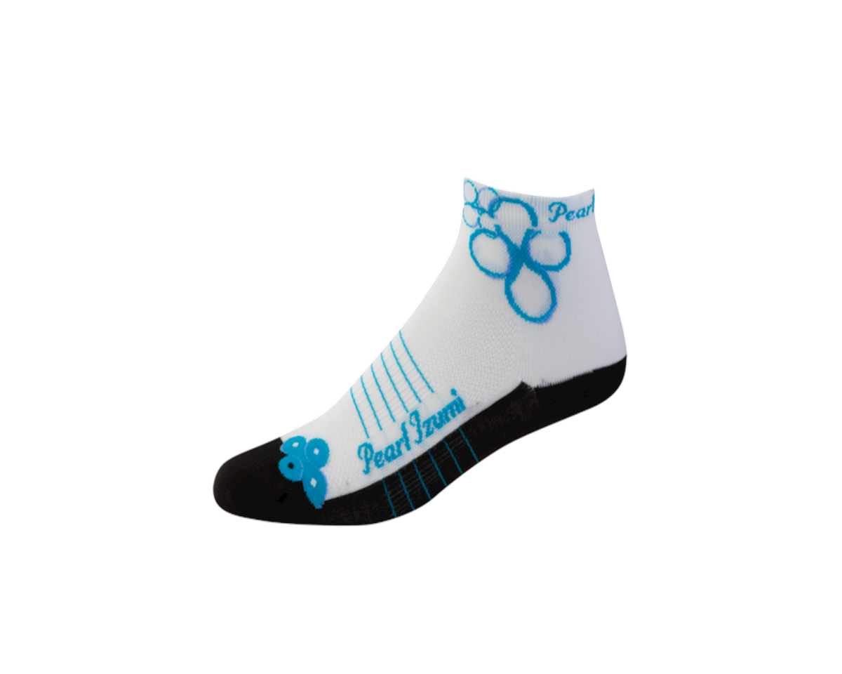 Pearl Izumi Women's Elite Sock (Blue Loop)