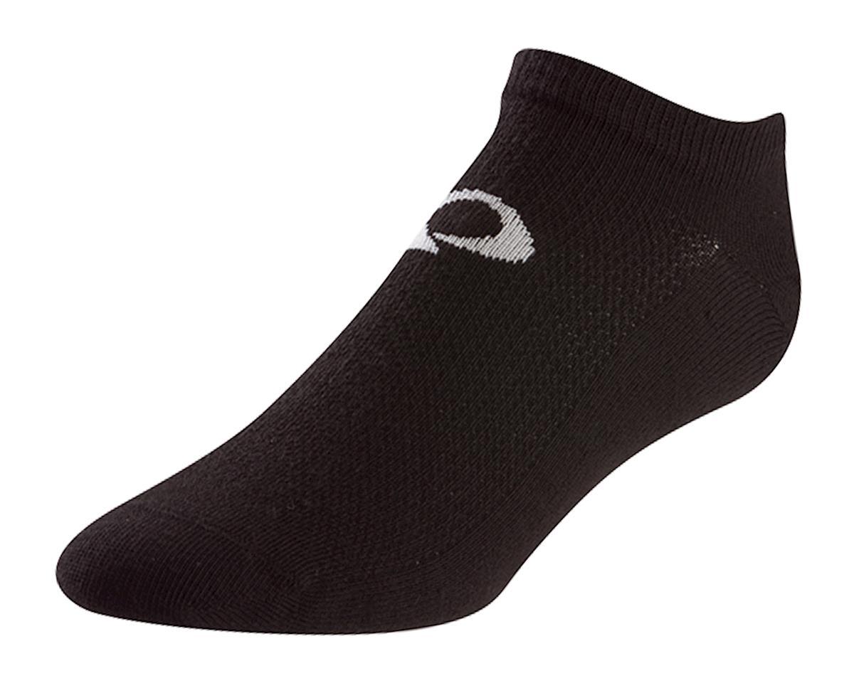Pearl Izumi Attack Women's No-Show Cycling Socks (Black)