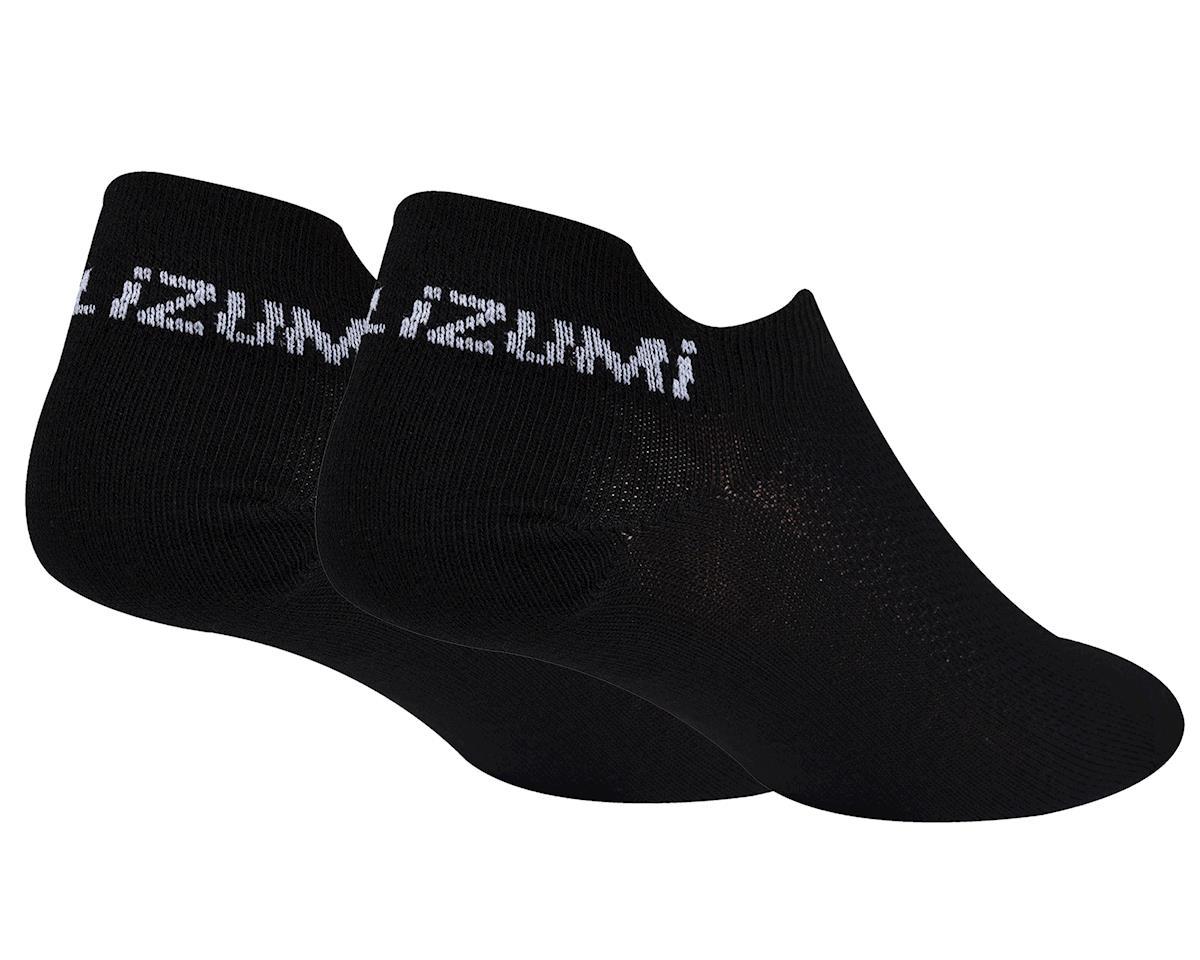 Pearl Izumi Women's Attack No Show Socks (Black) (L)