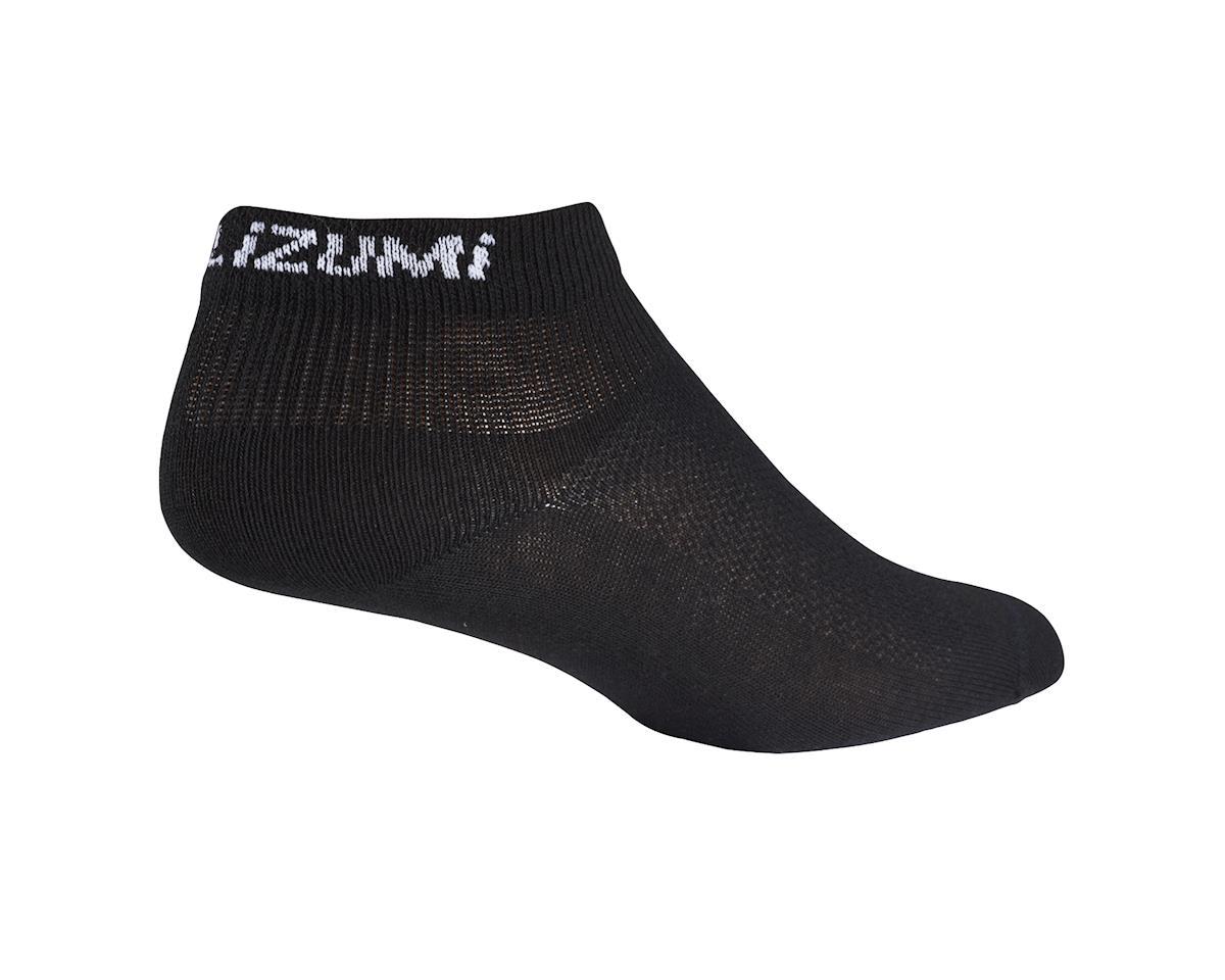 Pearl Izumi Women's Attack Low Socks  (3 Pack) (Black) (L)