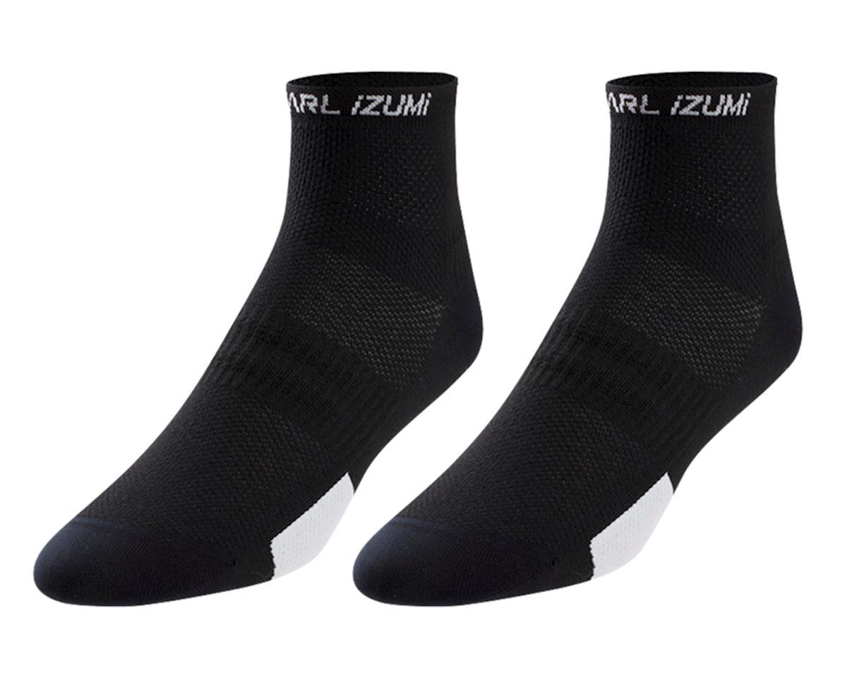 Pearl Izumi Women's Elite Sock (Black) (L)