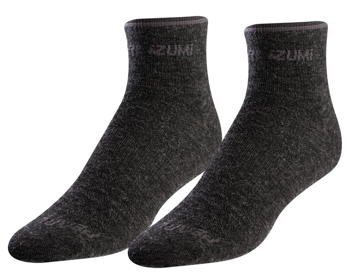Pearl Izumi Women's Merino Wool Socks (Black) (S)