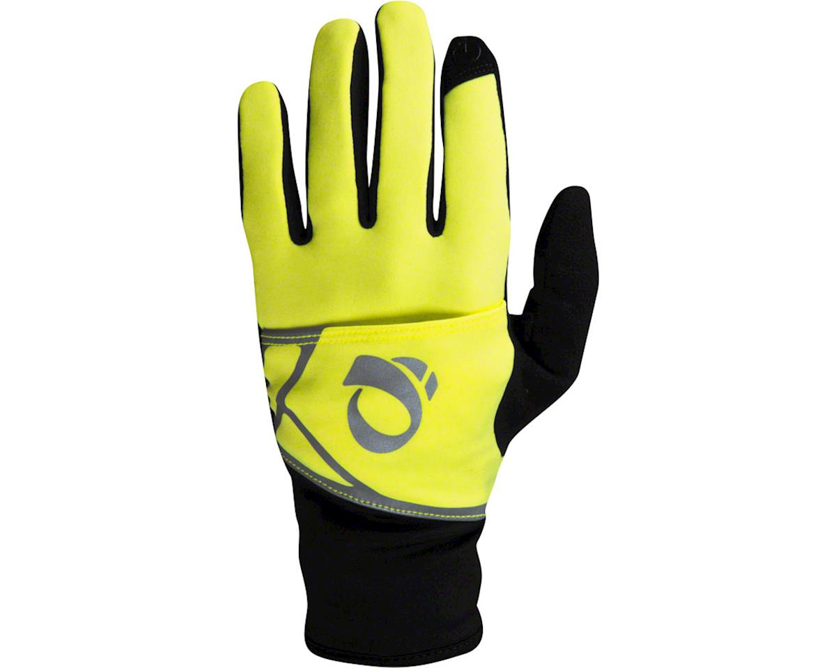 Shine Wind Mitt Black/Yellow LG